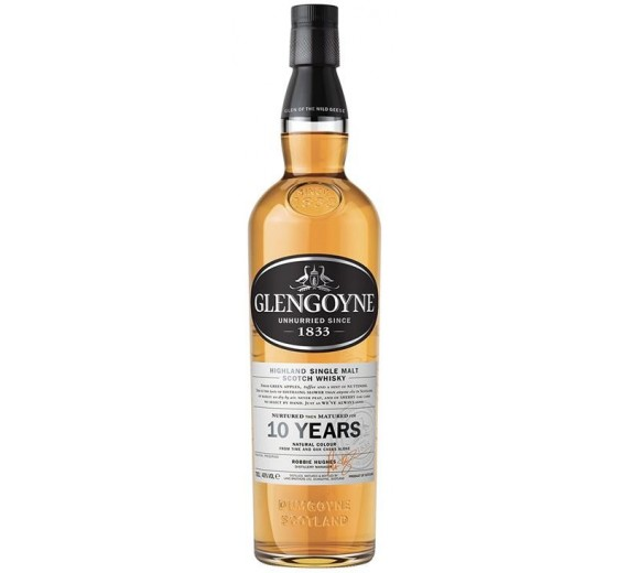 Glengoyne, 10 Years Old, Highland Single Malt