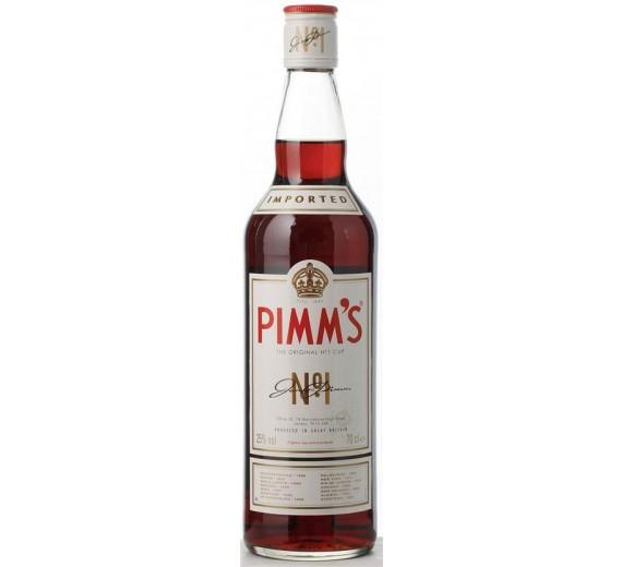 Pimm's No 1.
