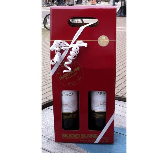 Vingave 2 flasker Tarapaca Cabernet Sauvignon