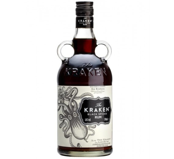 Kraken dark spiced