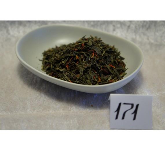 nr. 171 Grøn Sencha – Havtorn 250g