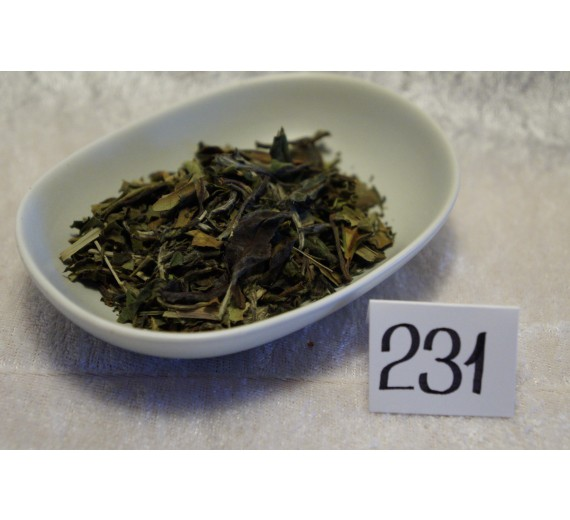 nr. 231 Pai Mu Tan/Hvid The - Citrus &Ingefær 250g