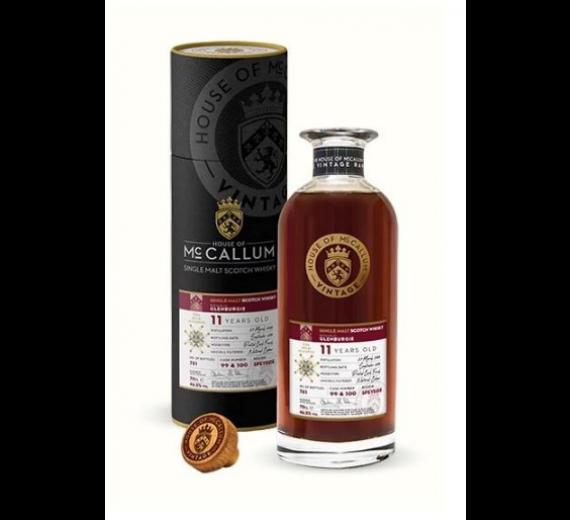 McCallum Glenburgie 11 år, 0,7